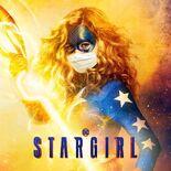 StargirlwearingCOVID19Poster