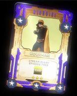 Hourman Stargirl Trading Card