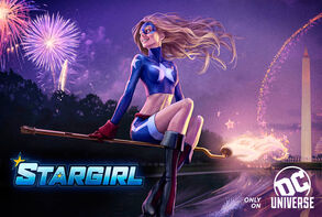 Stargirl Concept Comic-Art