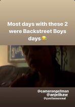 Yvette Monreal IG Takeover BTS 07