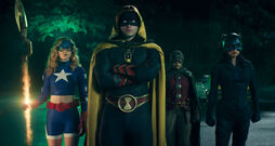The Justice Society (episode)