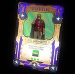Dr Mid-Nite Stargirl Trading Card