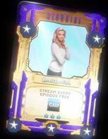 Barbara Stargirl Trading Card
