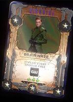 Brainwave Sr. Stargirl Trading Card