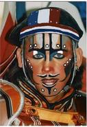 Bobo Allan Edwards Tibbitt b88 Makeup