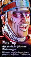 Flattop b16 James Marshall 1