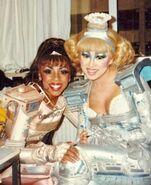 Pearl Dinah Lovette George Aiko Nakasone Bochum 1989 01
