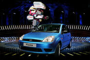 Ruhrgold Ford Fiesta sprung