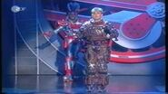 Crazy, Starlight Express, Light at the end of the Tunnel - German TV 2006