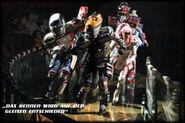 Race 3 b12 fight