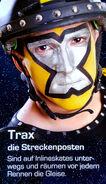 Trax B16 25