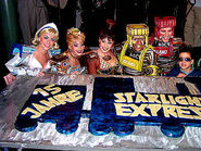 2003 Birthday Cake