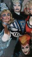 Volta Dinah Wrench Backstage London 1997 Anna Kumble