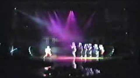 Wide Smile - US Tour 1990