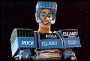 Rocky Rodney McGuire B88
