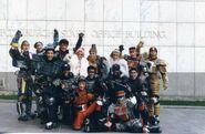 US Tour 1989 cast