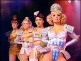 1993 Las Vegas production/Showgirl