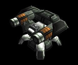 Antimatter Torpedo