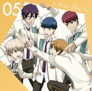 Stamu Musical Song Series SHOW TIME 5 team Otori & team Hiiragi.jpg