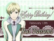 Tatsumi-Birthday