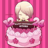 Twitter Birthday Card by Aokita Ren (11a)
