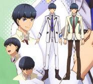 Tsukigami's Character Design 1