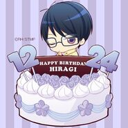 Twitter Birthday Card by Aokita Ren (12a)