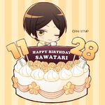 Aokitaren 2016 Birthday Card (7a)