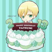 Twitter Birthday Card by Aokita Ren (6a)