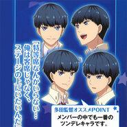 Tsukigami's Character Design 2