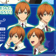 Hoshitani's Character Design 2