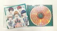 Drama CD 'Second STAGE' Package Contents
