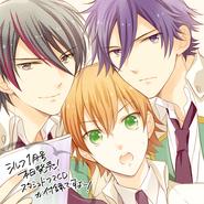 Torashi, Hoshitani, and Kuga