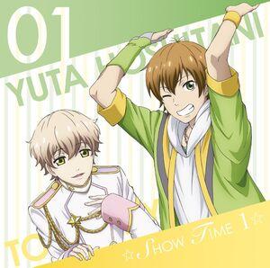 Stamu Musical Song Series SHOW TIME 1 Hoshitani Yuta & Nayuki Toru.jpg