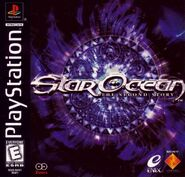 Star Ocean Second Story US Cover