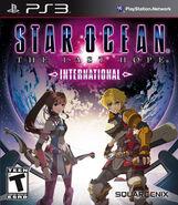 Star Ocean 4 International Boxart