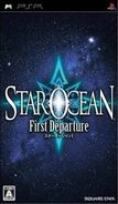 Star Ocean First Departure JPN Cover
