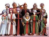 Ten Wise Men