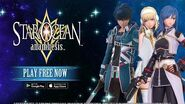 STAR OCEAN- ANAMNESIS Official Trailer