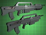 Rifle y Carabina Morita