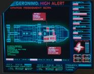 Panel de Estado del Gerónimo