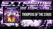DragonForce - Troopers Of The Stars Lyrics Video