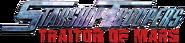 Starship Troopers Traidor de Marte (logo)