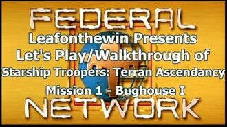 Walkthrough_-_Mission_1-_Bughouse_I