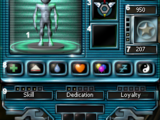Alien interface