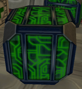 Technology crate