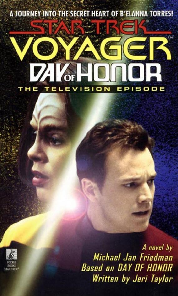 Day of Honor (novelization)