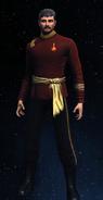 Imperial Starfleet engineering uniform, 2280s