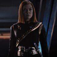 Imperial Starfleet first officer's uniform, 2256