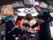 Klingon restaurant, Melora